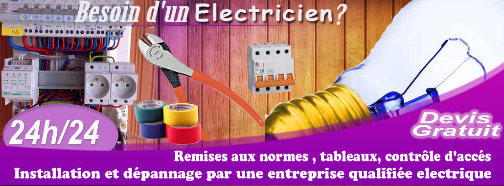Electricien Paris 12